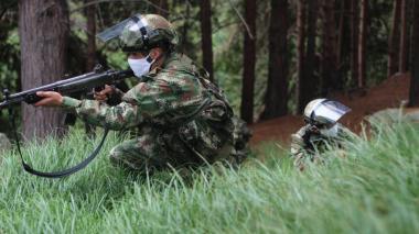 Por lo menos 20 mil jóvenes serán incorporados al Ejército