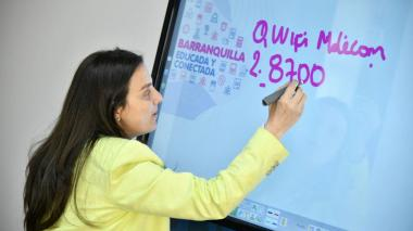 MinTIC y Alcaldía refuerzan conectividad del sector educativo de Barranquilla