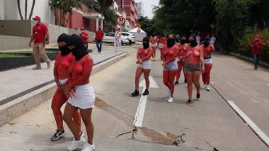 Sindicato de Uniautónoma protesta por medidas de la rectoría