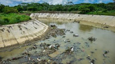 Distrito estudia la posible canalización de otros tres arroyos