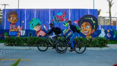 Barranquilla promueve cultura de la bici para ir al trabajo