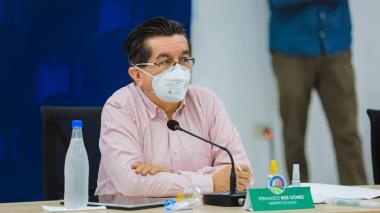 Positividad de pruebas Covid-19 alcanza el 46% en Cesar