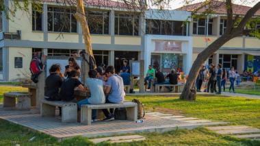 Estudiantes celebran matrícula cero en la Universidad del Magdalena