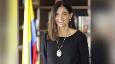 Ángela Orozco espera del Distrito la presentación del proyecto SITP de la ciudad.