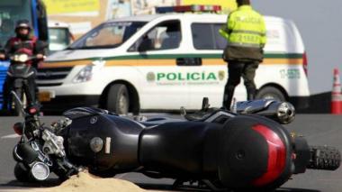 Más de 2.600 personas han muerto en siniestros viales en Colombia en 2020