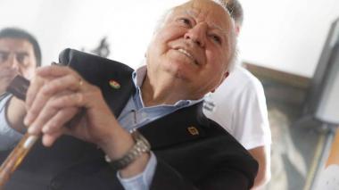 Falleció Aurelio Iragorri, fundador de La U y expresidente del Congreso