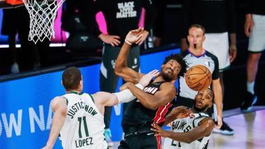 Los Miami Heat dan el golpe al eliminar a los favoritos Bucks
