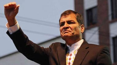 Justicia de Ecuador ratifica condena contra el expresidente Rafael Correa
