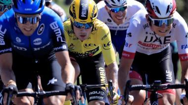 Ninguno de los ciclistas del Tour de Francia dio positivo por Covid-19.