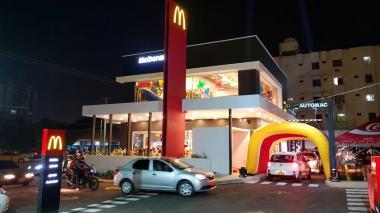 McDonald's no cerrará la mitad de sus restaurantes en Colombia