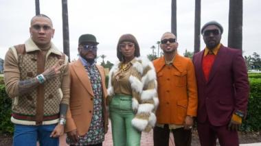 Ozuna y Black Eyed Peas encabezan presentaciones en los Latin Billboards 2020