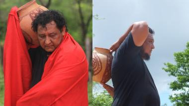 El wayuu Eusebio Siosi estará en Miami Performance Festival International