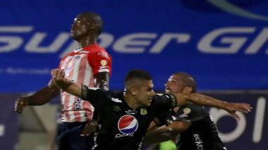 Germán Mera, habilitado para el juego de vuelta de la Superliga