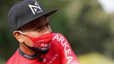 Nairo Quintana es quinto en el Tour de Francia, a 32 segundos del líder, tras doce etapas.