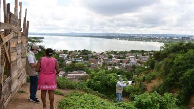 Detectan nuevas invasiones en el Cerro La Popa