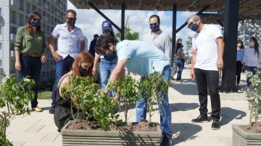 Gran Malecón habilita tramo con la estrategia de biodiverciudad