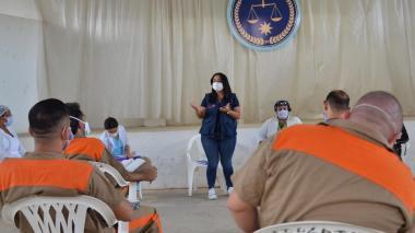 Cerco epidemiológico en La Tramacúa tras primeros contagios de Covid-19