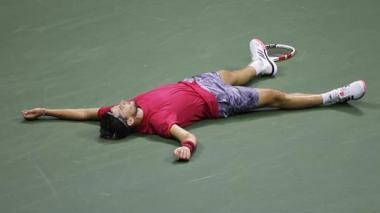 El austríaco Dominic Thiem, nuevo campeón del US Open
