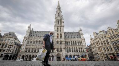 Una aceleración de la pandemia en Bélgica inquieta a los expertos