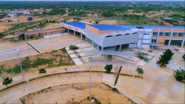 La terminal de transportes de Uribia, otro 'elefante blanco'