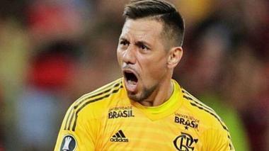 Flamengo pierde a Diego Alves para partidos contra Independiente y Barcelona