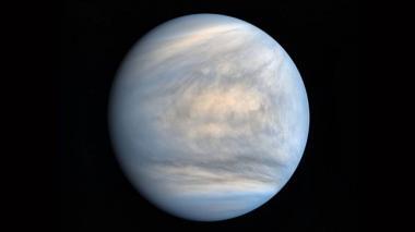 Hallan indicios de vida microbiana en Venus