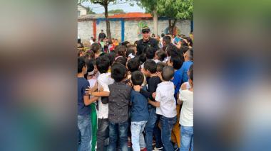 1.138 civiles facilitan que los gritos de auxilio sean escuchados