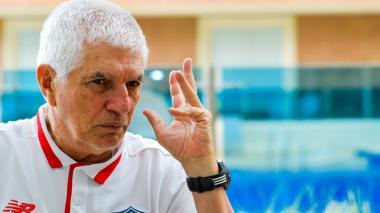 Julio Avelino Comesaña se mostró tranquilo tras tomar la decisión de su partida.
