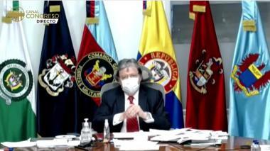 Mindefensa reconoce que abogado Ordóñez fue asesinado por los policías