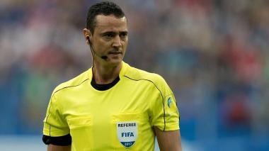 El colombiano Wilmar Roldán pitará el duelo de campeones