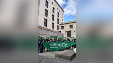 Radicada demanda para despenalizar el aborto en Colombia