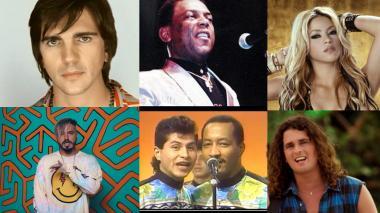 De las 50 mejores canciones latinas de todos los tiempos, hay 6 colombianas