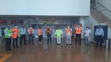 A partir del 21 de septiembre podrá operar el aeropuerto de Riohacha