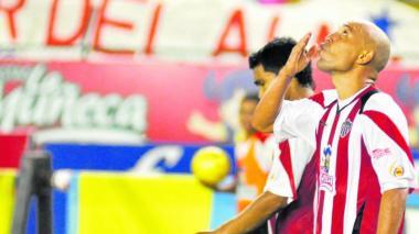 Ricardo Ciciliano jugó en dos breves ciclos con Junior (2002 I y 2009 II).