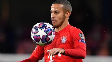 Thiago Alcántara, volante con gran calidad técnica, pasará del Bayern al Liverpool.