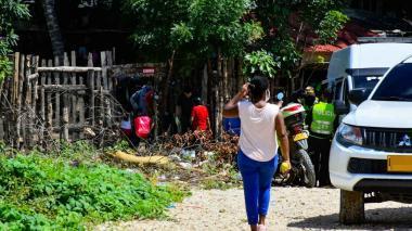 Asesinados en La Loma son hijos del taxista que arrolló a mujer y niño
