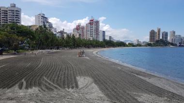 Ingreso a las playas de Santa Marta será con reserva en app