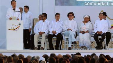 La ONU y la paz de Colombia, un acuerdo exitoso de implementación incierta