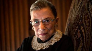 Murió la jueza progresista del Tribunal Supremo de EE.UU Ruth Bader Ginsburg