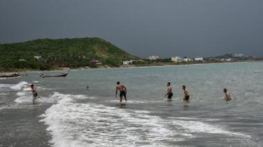 Era justo y necesario volver a las playas: visitantes en reapertura