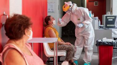 Colombia reportó 7.927 nuevos contagios y 186 muertes por Covid-19