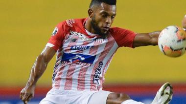 ¿Por qué Miguel Borja no podrá jugar ante Independiente del Valle?