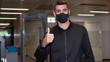 Álvaro Morata refuerza a la Juventus  y Luis Suárez podría ser 'Colchonero'