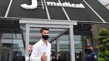 Atlético de Madrid cedió a Morata y llegó a un acuerdo por Luis Suárez