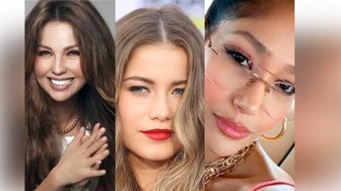 """Thalía, Sofía Reyes y Farina lanzan """"Latin Music Queens"""" en Facebook Watch"""
