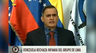 Venezuela entregará a la ONU informe alternativo sobre derechos humanos