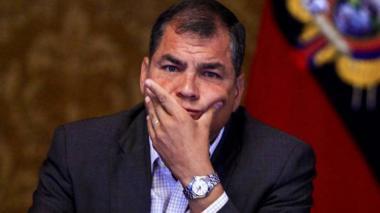 Se complica situación jurídica para expresidente Rafael Correa