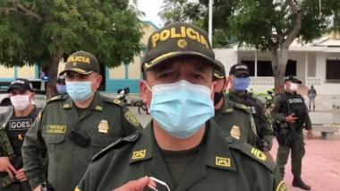 Policía ofrece recompensa por información del autor del atentado en Soledad