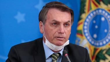 Bolsonaro es sometido a una cirugía para retirar un cálculo en la vejiga