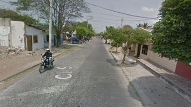 Activan una granada contra local comercial en Maicao